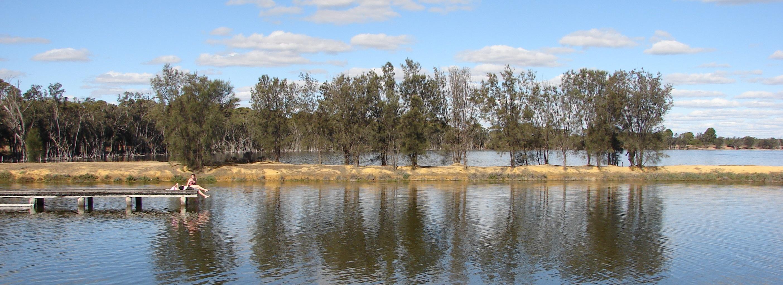 Toolibin Lake