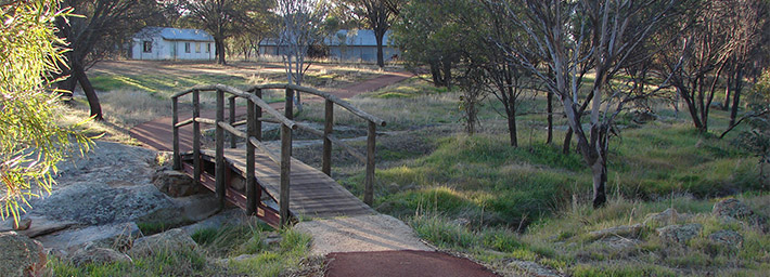 Yarling Brook Heritage Walk Trail