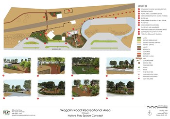 PROPOSED WOGOLIN PARK PLAYGROUND